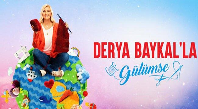 """""""Derya Baykal'la Gülümse"""" bayram boyunca ekranda..."""