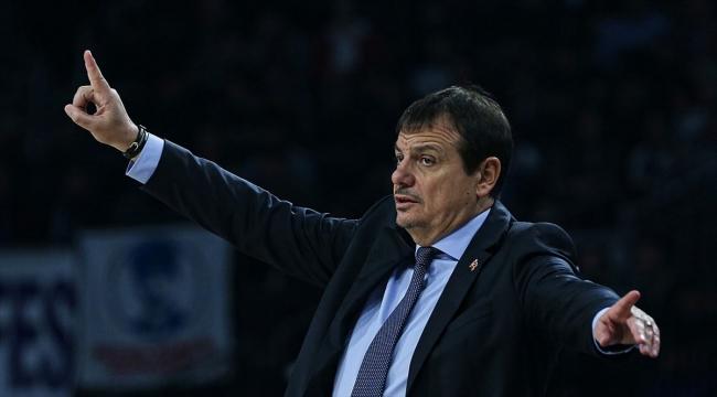 Ergin Ataman THY Avrupa Ligi'nde sezonun iptalini değerlendirdi
