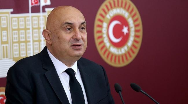 CHP Genel Başkan Yardımcısı Erkek, Berberoğlu'nun milletvekilliğinin düşürülmesini eleştirdi