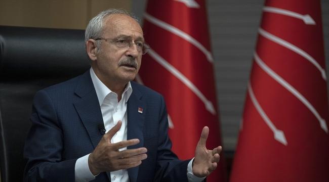 CHP Genel Başkanı Kılıçdaroğlu: Ahlaki temelleri güçlü olan bir toplum inşa etmemiz gerekiyor