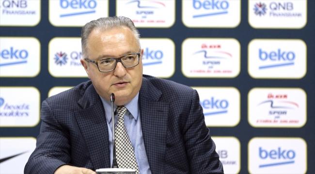 Fenerbahçe Beko Genel Menajeri Gherardini: Yeni bir sayfa açıyoruz