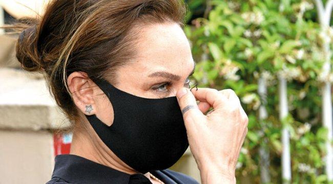Hülya Avşar'ın sözleri olay oldu: Siyah maske tartışması!