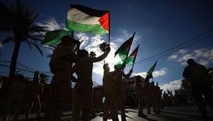 Filistin'deki siyasi parti ve örgütler, İsrail'in ilhak planına karşı birlikte hareket edecek