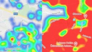 İstanbul ve Ankara'daki koronavirüs vaka sayısı artıyor! Koronavirüs haritası kırmızıya döndü