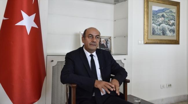 Lübnan Büyükelçisi Çakıl: Lübnan ekonomik olarak çok kötü bir dönemde patlamaya yakalandı