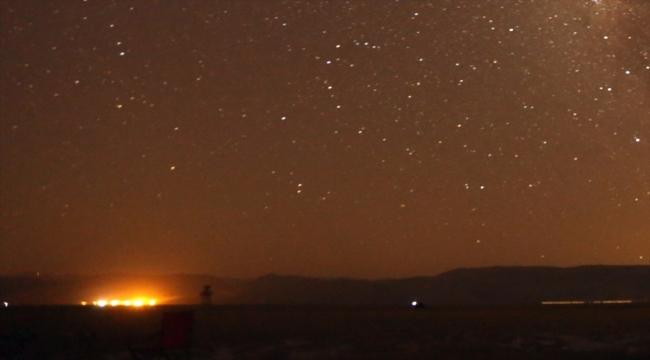 Manisa'da gök taşı düştüğü iddiası: Tipik bir meteor düşmesi