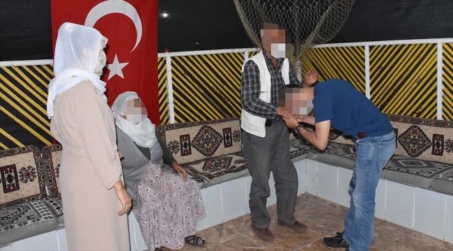 Muş'ta jandarmanın ikna ettiği terörist güvenlik güçlerine teslim oldu