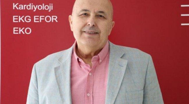 Prof. Dr. Nail Çağlar: Kovid-19'dan dolayı kalp krizi geçirebiliyorlar