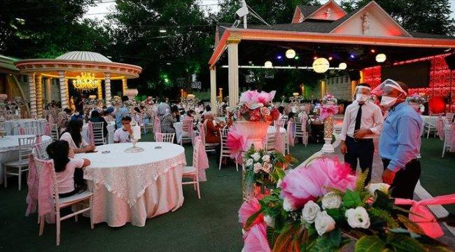 Samsun'da şoke eden olay! Karantinayı ihlal edip düğüne gitmişler