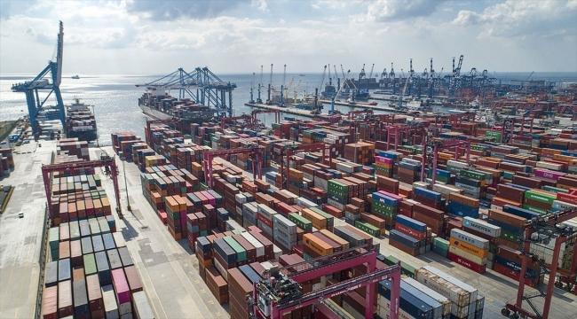Türkiye'nin sanayi ihracatı yılın en yüksek seviyesinde