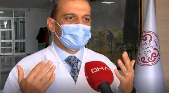 Prof. Dr. Alpay Azap: Aylardır hastalanmadım, çok da kolay bulaşan bir virüs değil