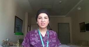 Sevil Ayça Taşçı, yeniden sağlığına kavuşmanın mutluluğunu yaşıyor